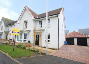 Thumbnail 4 bed detached house for sale in Fairfield Park, Monkton, South Ayrshire, Scotland