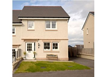 Thumbnail 3 bed semi-detached house for sale in Clover Crescent, Inverness