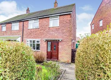 3 bed semi-detached house for sale in Carrgate Road, Haughton Green, Denton, Manchester M34