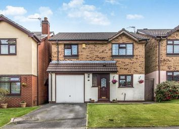 Thumbnail 3 bed detached house for sale in Barn Close, Urmston, Manchester, Greater Manchester