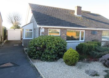 Thumbnail 2 bed semi-detached bungalow to rent in Mewstone Avenue, Wembury, Plymouth