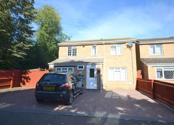 Thumbnail 4 bed detached house for sale in Ecton Park Road, Northampton