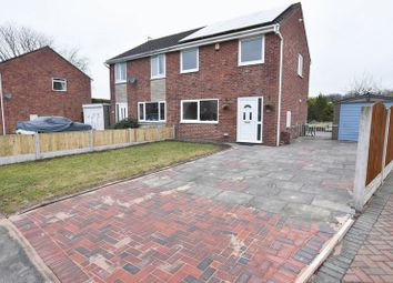 Thumbnail 3 bed semi-detached house to rent in Chestnut Drive, Congleton