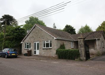 Thumbnail 3 bed detached bungalow to rent in Cemetery Lodge, Park Road, Tiverton