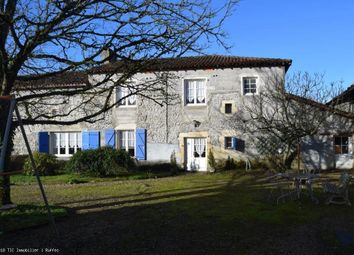 Thumbnail 6 bed property for sale in Sauze-Vaussais, Poitou-Charentes, 79190, France
