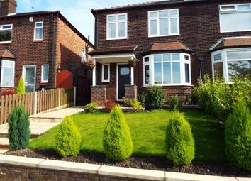 Thumbnail 3 bed semi-detached house for sale in Mount Drive, Marple, Stockport, Cheshire