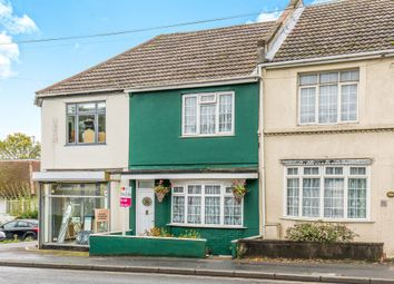 Thumbnail 3 bed terraced house for sale in Bursledon Road, Southampton