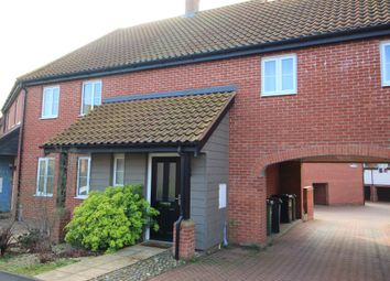 Thumbnail 2 bed maisonette to rent in The Ridings, Poringland, Norwich, Norfolk