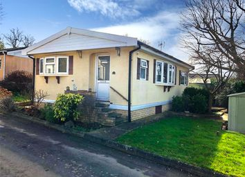 Thumbnail 2 bed mobile/park home for sale in Hedge Barton, Fordcombe, Tunbridge Wells, Kent