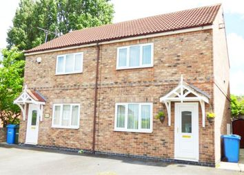 Thumbnail 3 bed semi-detached house for sale in Scrooby Close, Harworth, Doncaster