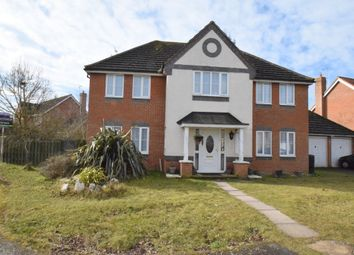 Thumbnail 5 bed detached house for sale in Arlington Way, Thetford