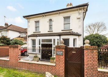 Thumbnail 4 bed detached house for sale in Epsom Road, Epsom, Surrey