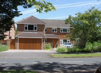 Thumbnail 5 bed detached house for sale in Amey Drive, Bookham, Leatherhead