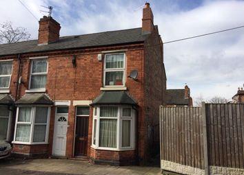 Thumbnail 2 bedroom terraced house to rent in Newark Avenue, Sneinton, Nottingham