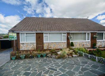 Thumbnail 2 bed semi-detached bungalow for sale in Lodgeside, Clayton Le Moors, Accrington