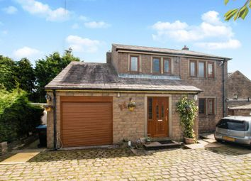 Thumbnail 5 bed detached house for sale in New House Lane, Queensbury, Bradford