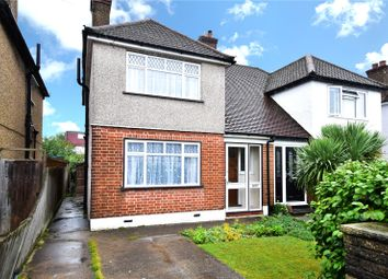 Thumbnail 3 bed semi-detached house for sale in Beechcroft Avenue, Croxley Green, Hertfordshire
