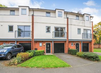 Thumbnail 3 bed town house for sale in Highfield Road, Edgbaston, Birmingham