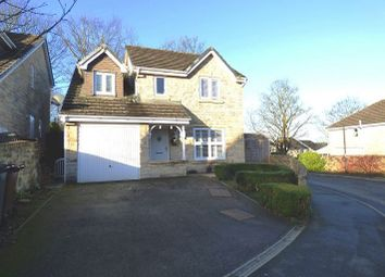Thumbnail 4 bed detached house for sale in Brooklands Drive, Simmondley, Glossop