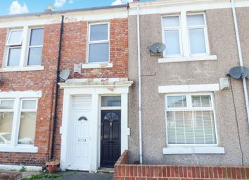 Thumbnail 2 bed flat for sale in Overhill Terrace, Gateshead