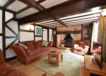 Thumbnail 3 bed cottage for sale in Shanklin Road, Sandford, Ventnor