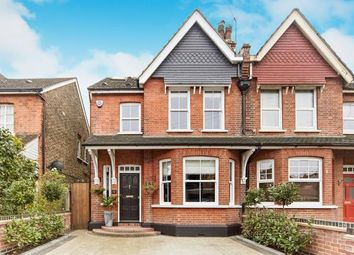 Thumbnail 5 bed semi-detached house for sale in Purley Park Road, Purley, Surrey, .
