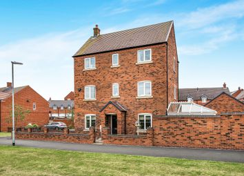 Thumbnail 5 bed detached house for sale in Waterloo Croft, Lichfield