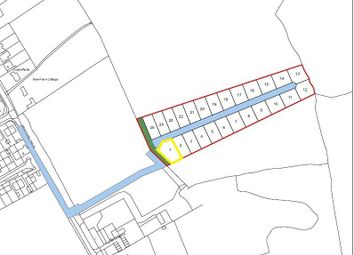 Thumbnail Land for sale in Plot 1 Land At Abridge, Romford, Essex
