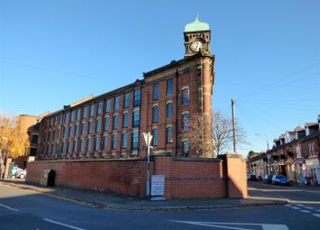 Thumbnail 1 bed flat to rent in Victoria Mill, Town End Road, Derby