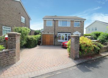 Thumbnail 4 bedroom detached house for sale in Westroyd Crescent, Pudsey