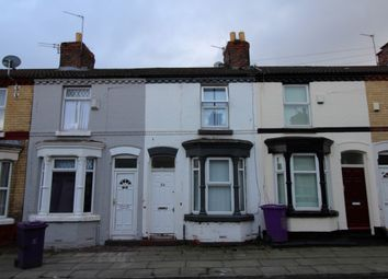 Thumbnail 2 bed terraced house for sale in Sunlight Street, Anfield