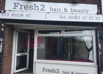 Thumbnail Commercial property for sale in High Street, Brownhills, Walsall