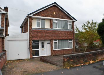 Thumbnail 3 bed detached house for sale in Dunvegan Drive, Nottingham