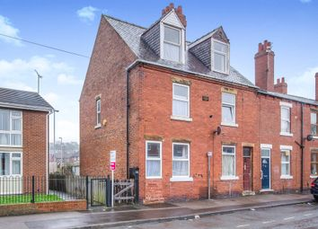 Thumbnail 2 bed end terrace house for sale in Selby Street, Wakefield