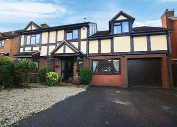 Thumbnail 4 bed detached house for sale in Briar Walk, Cheltenham, Gloucestershire