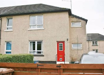 Thumbnail 2 bedroom flat for sale in Carmuirs Avenue, Camelon, Falkirk