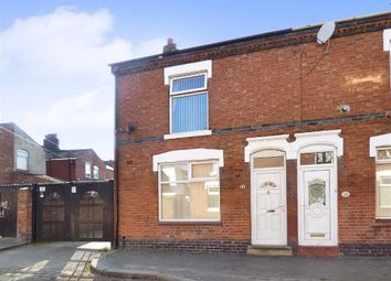 Thumbnail 2 bedroom end terrace house for sale in Furber Street, Crewe