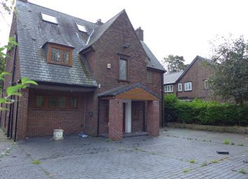 Thumbnail 5 bedroom detached house for sale in Manchester Road, Hopwood, Heywood