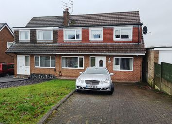 Thumbnail 5 bed semi-detached house for sale in Higher Lomax Lane, Heywood