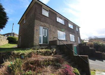 Thumbnail 3 bed semi-detached house for sale in Gatehead Bank, Marsden, Huddersfield