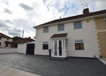 Thumbnail 3 bed semi-detached house for sale in Deep Coombe Road, Ashton, Bristol