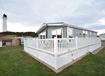 Thumbnail 2 bed property for sale in Silversands Caravan Park, Lossiemouth, Lossiemouth