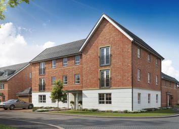 "Thumbnail 2 bedroom property for sale in ""Ambersham"" at Lake Road, Hamworthy, Poole"
