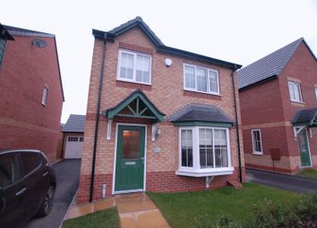 Thumbnail 4 bed detached house for sale in Askew Way, Woodville, Swadlincote