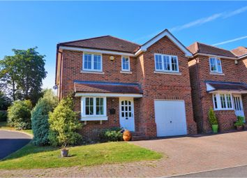Thumbnail 4 bedroom detached house for sale in Atterbury Gardens, Reading