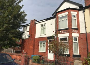 Thumbnail 3 bedroom shared accommodation to rent in Langdale Road, Manchester