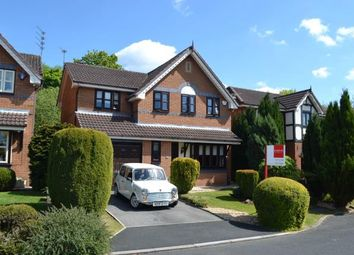 Thumbnail 4 bed detached house for sale in Darnton Gardens, Ashton-Under-Lyne, Greater Manchester, Ashton