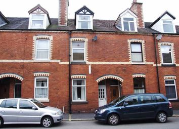 Thumbnail 4 bed terraced house for sale in Parker Street, Leek, Leek
