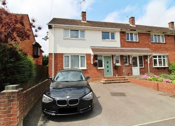 Thumbnail 3 bed end terrace house for sale in Copsey Grove, Portsmouth
