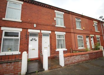 Thumbnail 2 bed terraced house for sale in Chatham Road, Gorton, Manchester